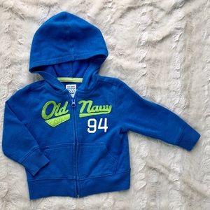 5/$25 Old Navy zip hoodie